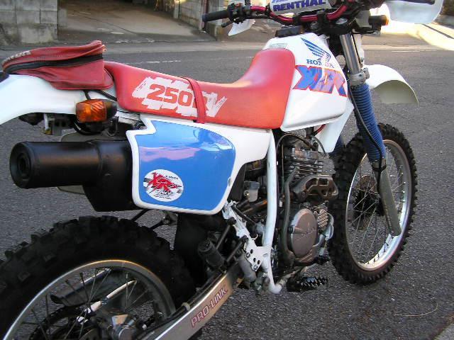 ホンダ XLR250Rの画像(茨城県
