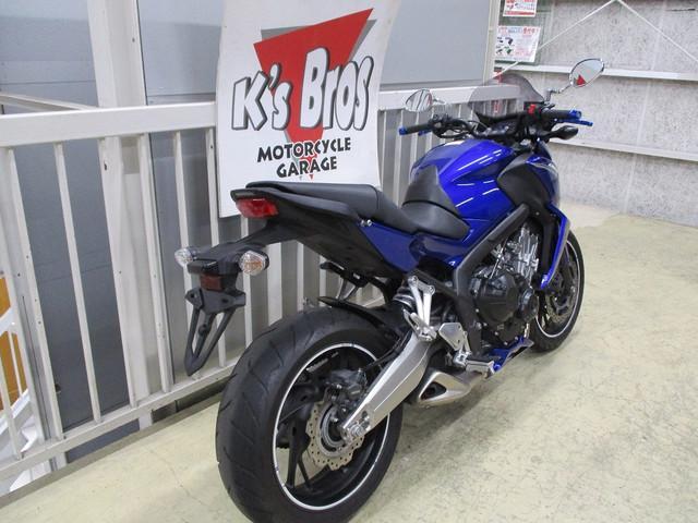 ホンダ CB650F 2014年モデルの画像(千葉県