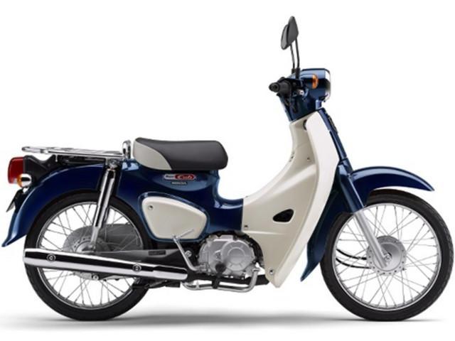 ホンダ スーパーカブ50 最新モデルの画像(神奈川県