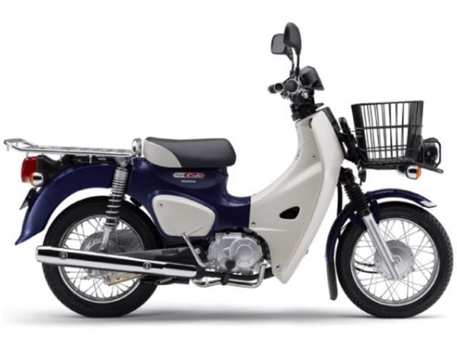 ホンダ スーパーカブ110プロ 最新モデルの画像(神奈川県
