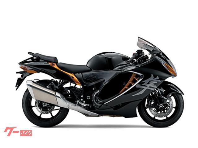 ハヤブサ(GSX1300R Hayabusa)グラススパークルブラック・キャンディバーントゴールド