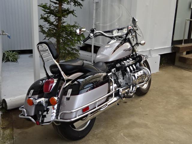 ホンダ ワルキューレツアラー ETC リバースギヤ GooBike鑑定車の画像(神奈川県