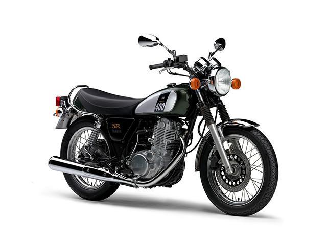 ヤマハ SR400 最新モデルの画像(神奈川県