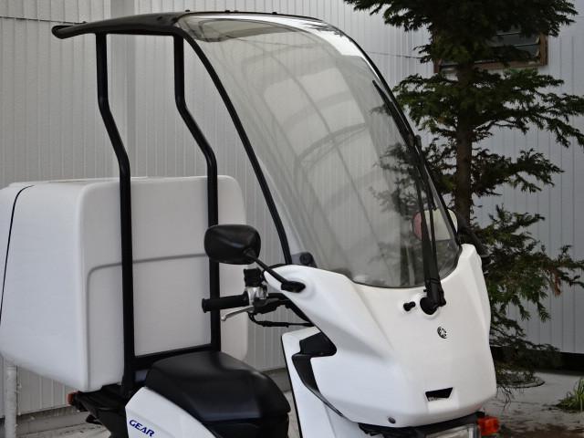 ヤマハ GEAR ルーフ・トランク付き パーキングスタンドの画像(神奈川県