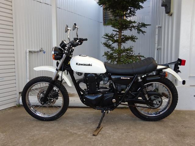 カワサキ 250TRの画像(神奈川県