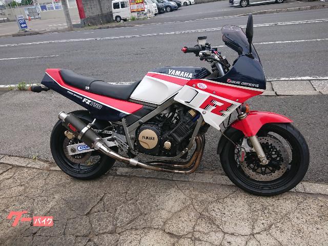 FZ750 改リヤ5.5JJ