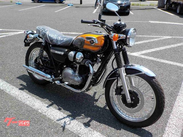カワサキ W800の画像(神奈川県