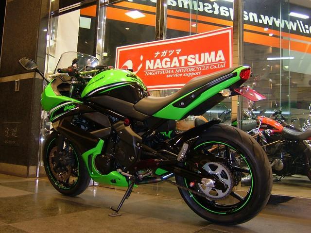 カワサキ Ninja 400R スペシャルエディション 2012年モデル カスタム多数の画像(東京都