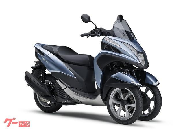 トリシティ125 ABS 2021年モデル