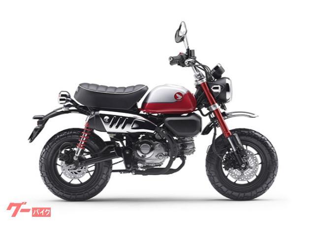 モンキー125 2022年モデル