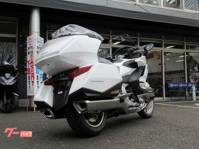 ホンダ ゴールドウイング GL1800ツアーの画像(神奈川県
