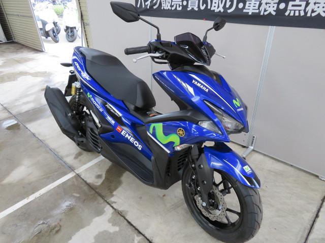 ヤマハ AEROX155R MOVISTARの画像(東京都