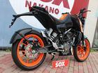 KTM 125デューク ABS インド仕様の画像(東京都