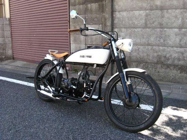 SNAKE MOTORS K-16 TOKORO-VER 125の画像(東京都