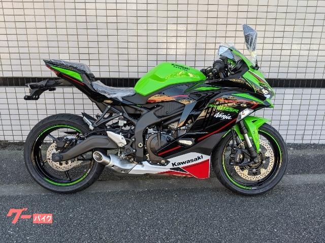 Ninja ZX−25R SE KRT