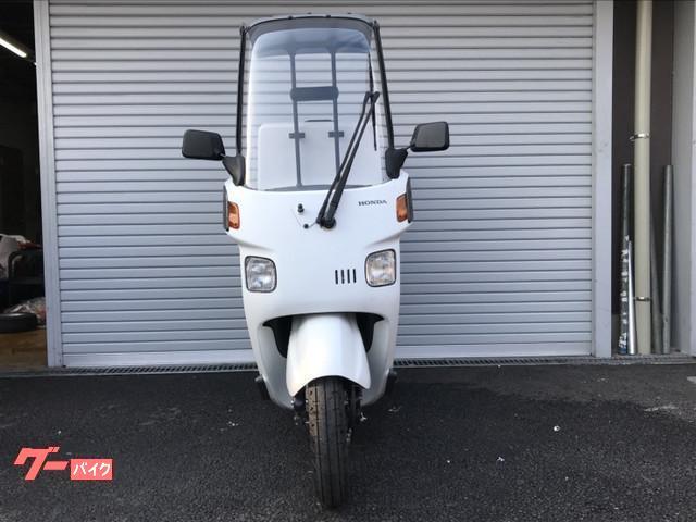 ホンダ ジャイロキャノピー 4サイクル インジェクションモデル BOX付の画像(神奈川県
