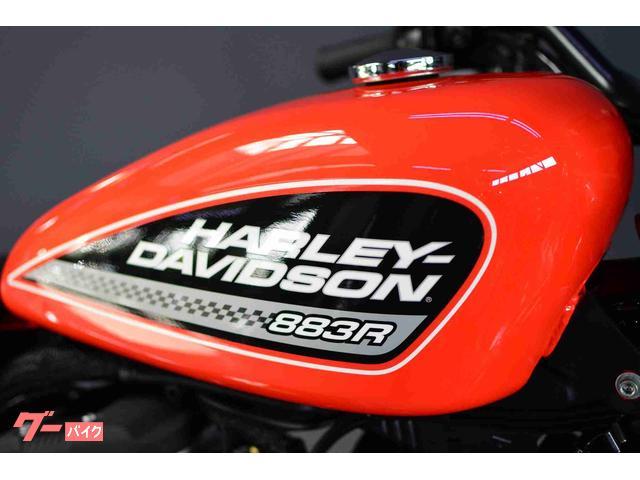 HARLEY-DAVIDSON XL883Rの画像(神奈川県