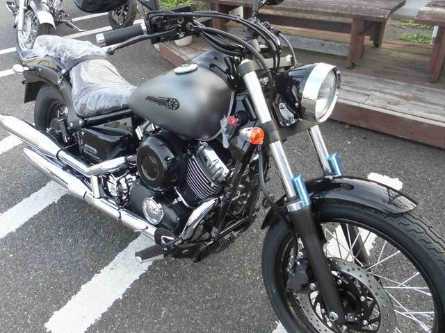 ヤマハ ドラッグスター400の画像(神奈川県