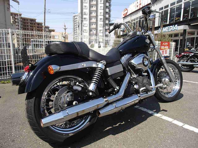 HARLEY-DAVIDSON FXDB ストリートボブの画像(神奈川県
