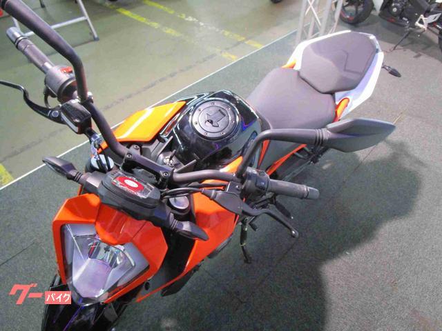 KTM 250デュークの画像(神奈川県