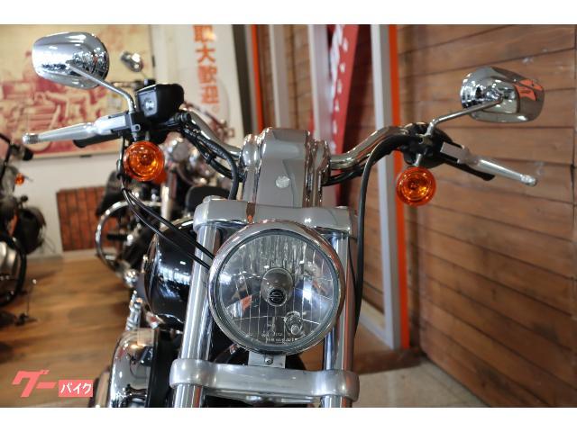 HARLEY-DAVIDSON XL1200C カスタム HD純正セキュリティ ミニシーシーバー ツーリングシートの画像(神奈川県