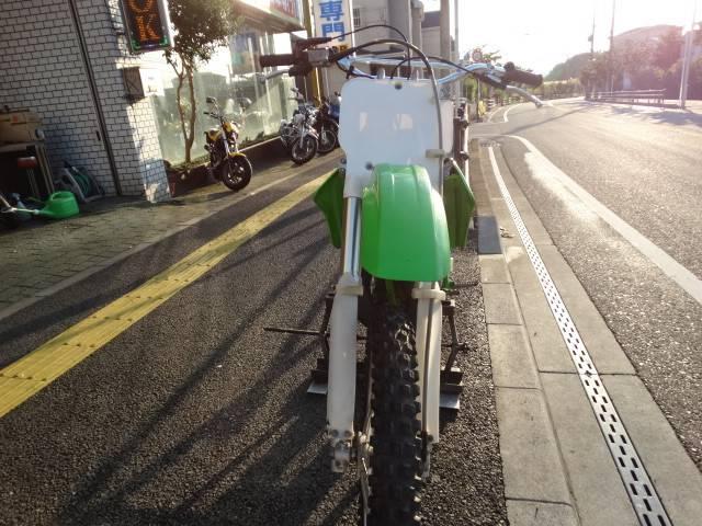 カワサキ KX125 モトクロッサーの画像(神奈川県