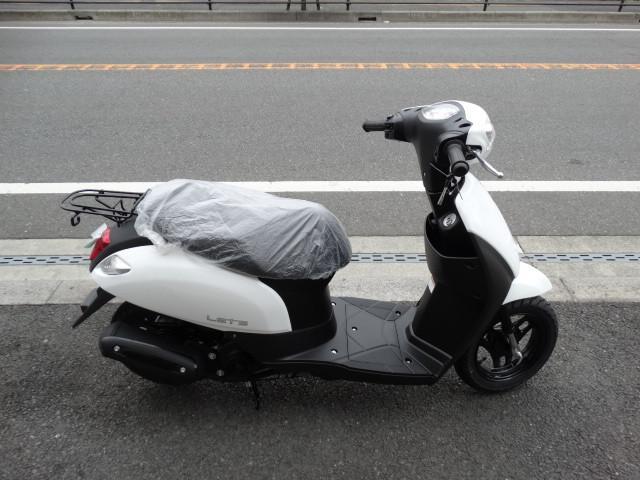 スズキ レッツ  新車の画像(神奈川県