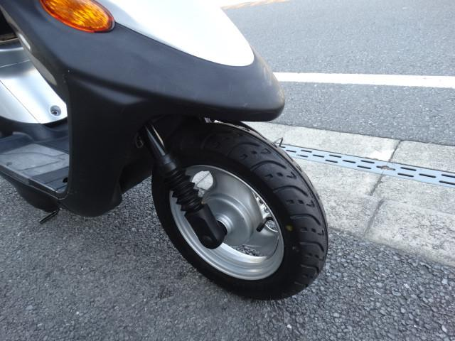 ヤマハ BJ前後タイヤ新品の画像(神奈川県