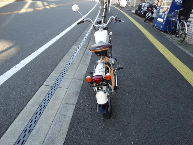 ホンダ Solo  チェーン新品の画像(神奈川県