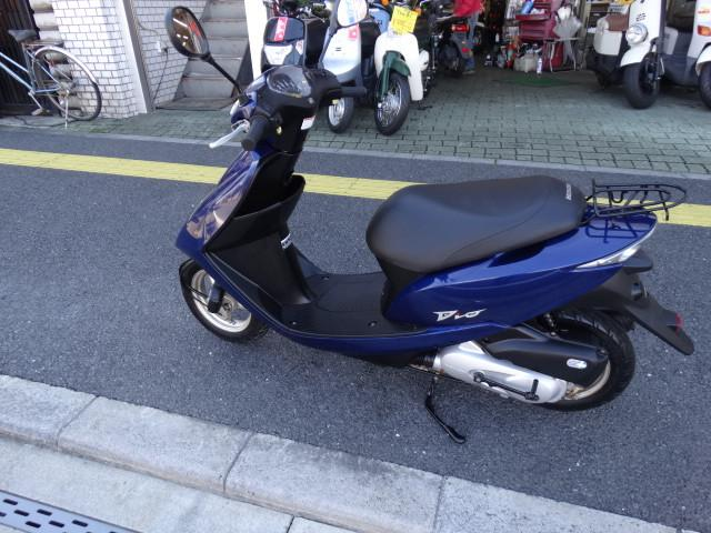 ホンダ Dio  キャブレター車の画像(神奈川県