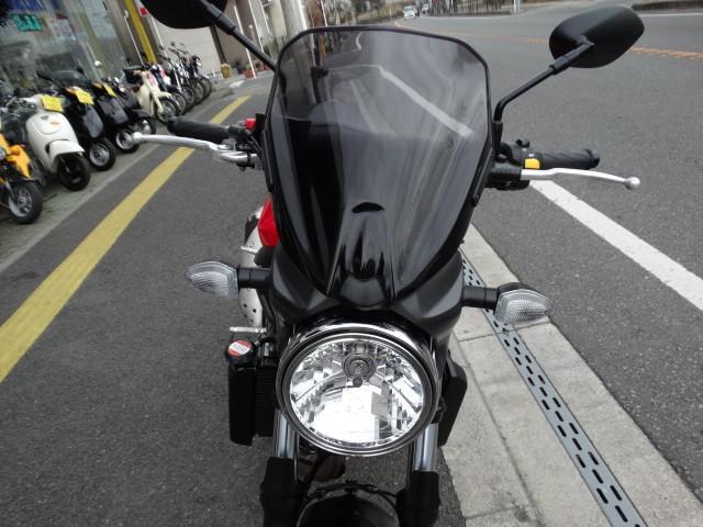 スズキ SV650 スクリーン付の画像(神奈川県