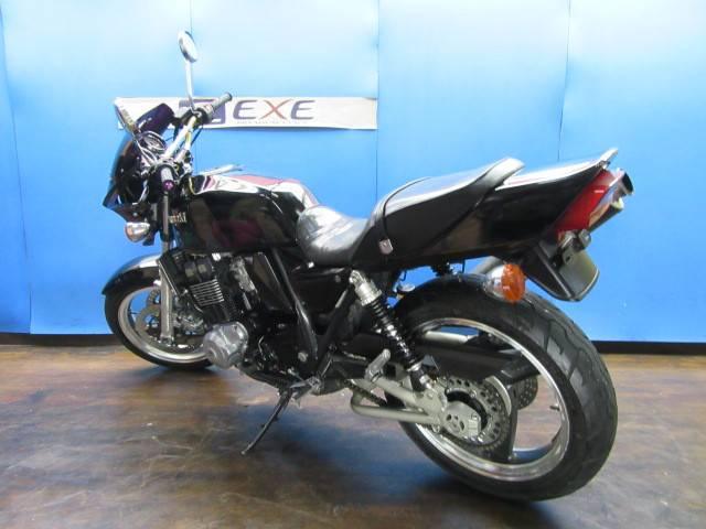 カワサキ ZRX400-II アサヒナレーシングマフラー・ビキニカウル・アップハンドルの画像(埼玉県