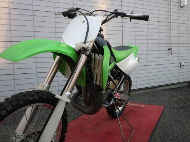 カワサキ KX85-IIの画像(福島県