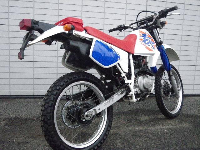 ホンダ XLR200Rの画像(福島県