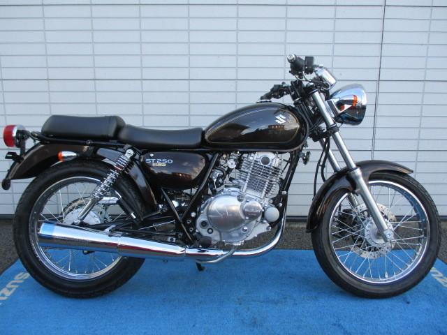スズキ ST250 Eタイプの画像(福島県