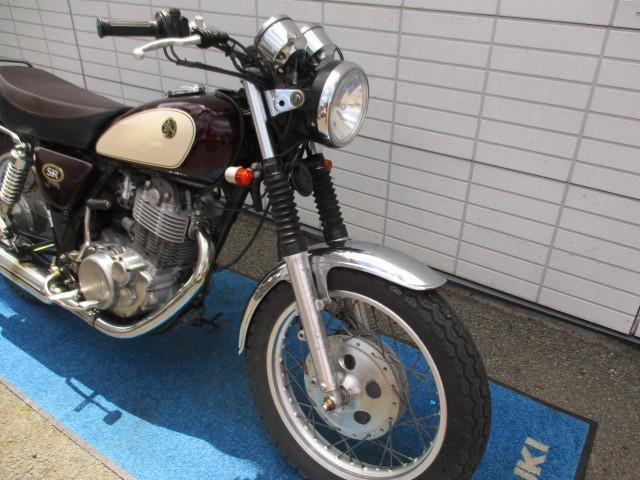 ヤマハ SR400の画像(福島県