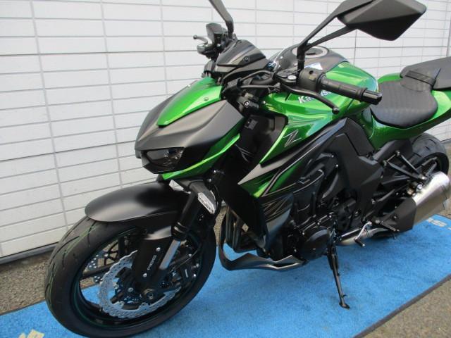 カワサキ Z1000 ABSの画像(福島県