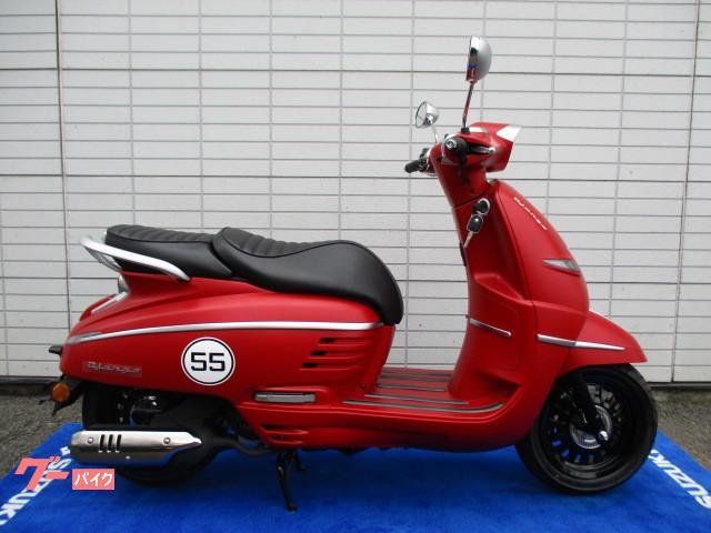 ジャンゴ125 スポーツ ABS