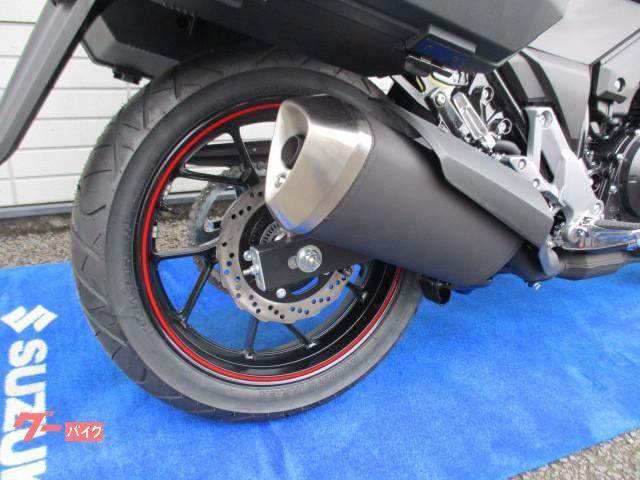 スズキ V-ストローム250 ABS スリーケースセットの画像(福島県