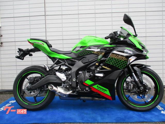 Ninja ZX−25R SE KRTエディション
