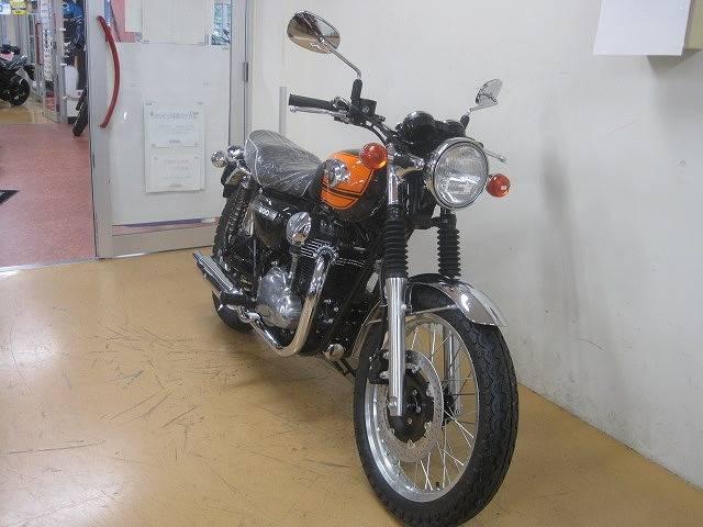 カワサキ W800  ファイナル エディションの画像(東京都