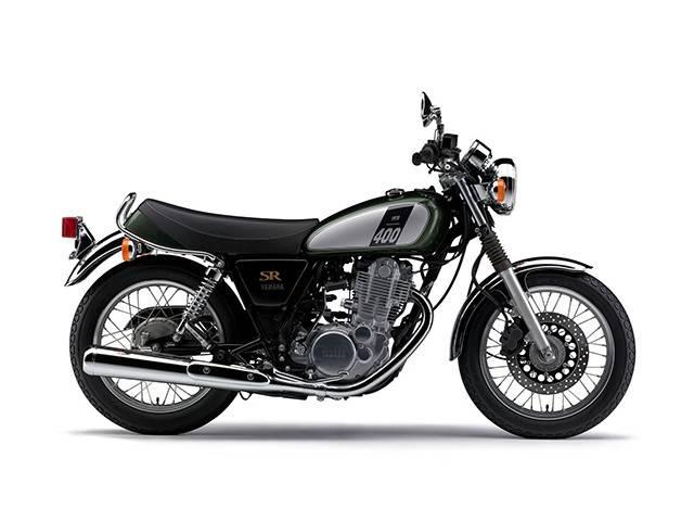 ヤマハ SR400 最新モデルの画像(東京都