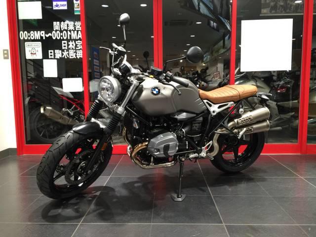 BMW R nineT Scramblerの画像(東京都
