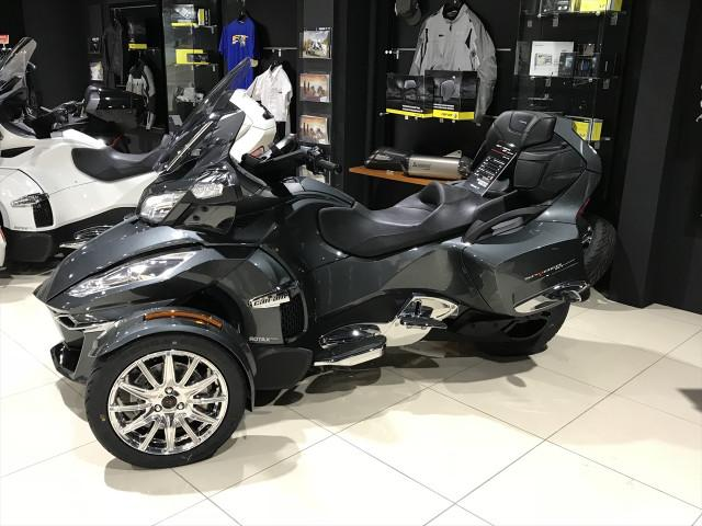 BRP can-am SPYDER RT LIMITEDの画像(北海道