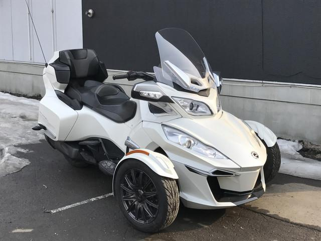 BRP can-am SPYDER RT-Sの画像(北海道