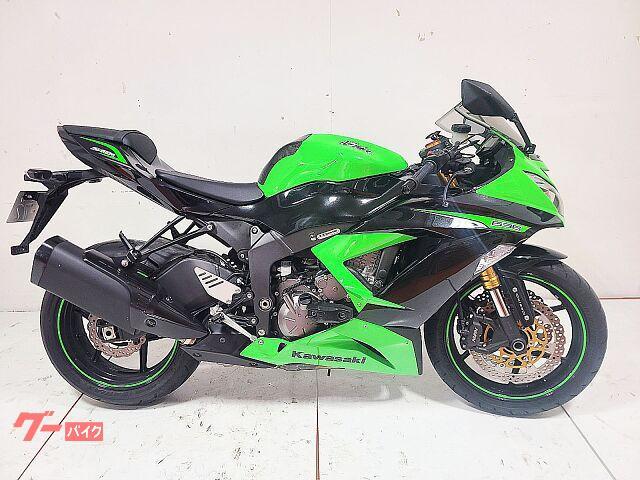 Ninja ZX−6R 東南アジア仕様