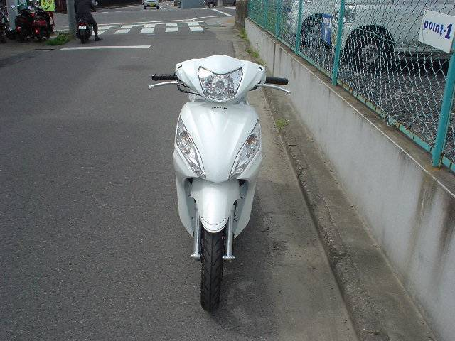 ホンダ Dio110の画像(福島県