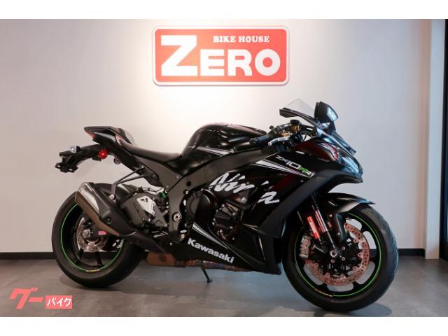 Ninja ZX−10RR WinterTestEdition 別体型ETC スライダー