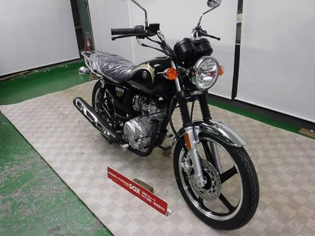ヤマハ YB125SPの画像(埼玉県