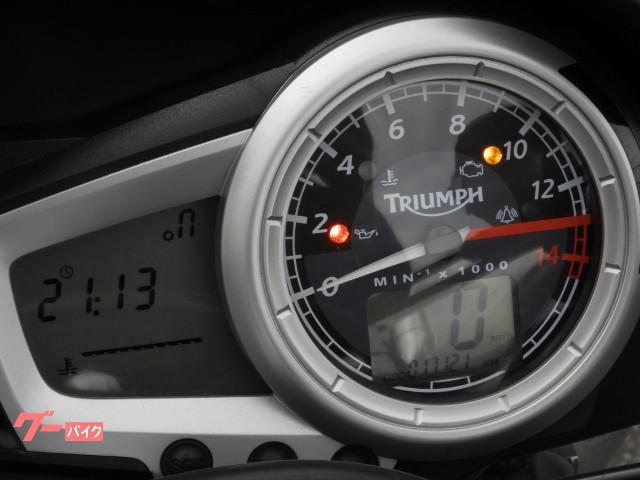 TRIUMPH デイトナ675 ARROW製サイレンサー装備の画像(埼玉県